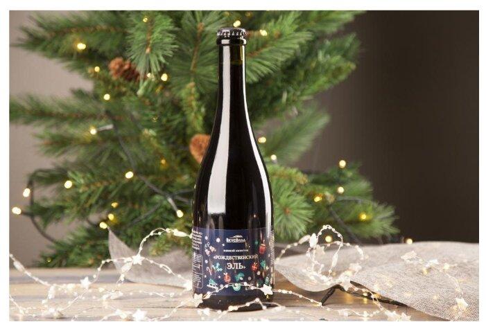 Пивной напиток ВкусВилл Christmas Ale 0.75 л