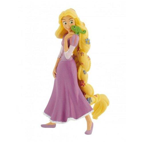 Фигурка Bullyland Disney Princess Рапунцель с цветами 12424
