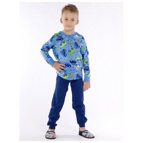 Пижама Roxy Foxy размер 110, голубой/синий
