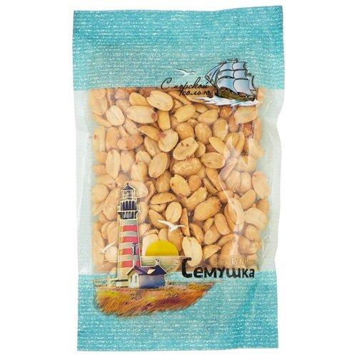corincorn арахис жареный соленый 100 г Арахис Семушка жареный соленый, бумажный пакет 150 г