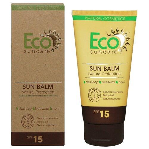 Eco Suncare Натуральный солнцезащитный бальзам Natural Sun Protection Balm SPF 15 125 мл