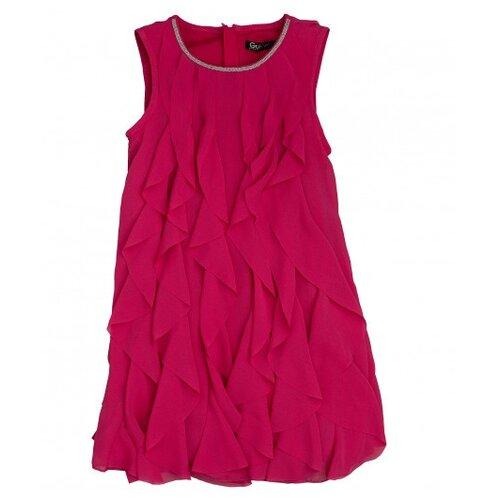 Купить Платье Gulliver размер 98, фуксия, Платья и сарафаны
