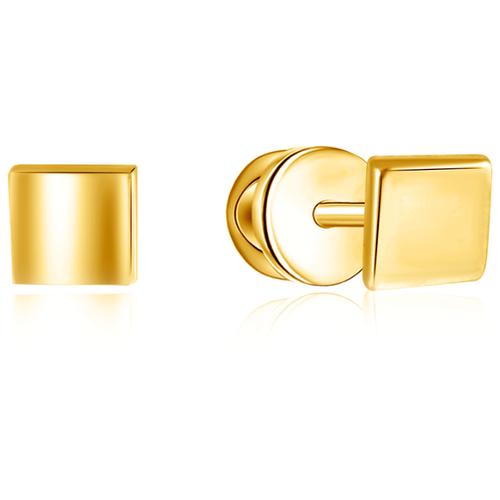 Бронницкий Ювелир Серьги из желтого золота 56310073001 бронницкий ювелир серьги из желтого золота ю1e27689r