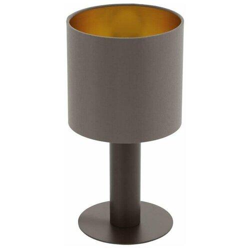 Фото - Настольная лампа Eglo Concessa 97686, 60 Вт настольная лампа eglo montalbano 98381 60 вт