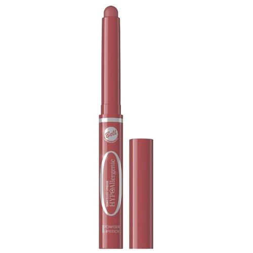 Bell Пудровая помада для губ Hypoallergenic Powder Lipstick, оттенок 02