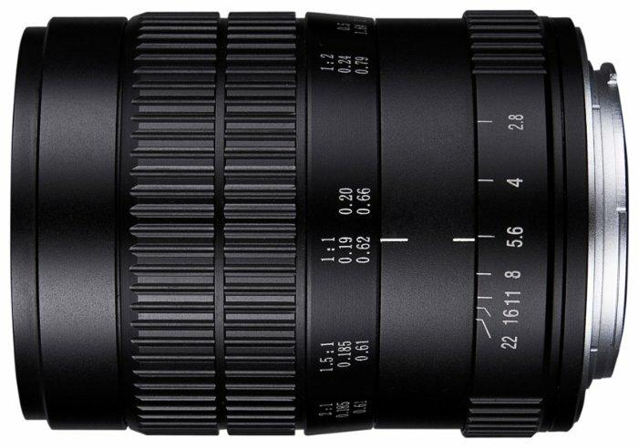 Объектив Laowa 60mm f/2.8 Macro 2:1 Sony E