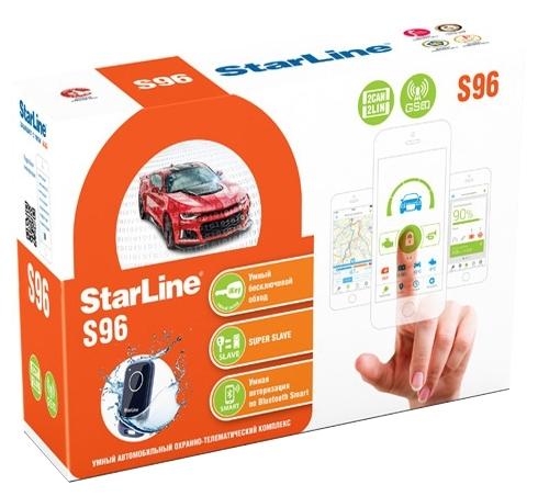 Стоит ли покупать Автосигнализация StarLine S96 BT 2CAN+2LIN GSM? Отзывы на Яндекс.Маркете