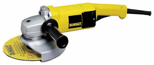УШМ DeWALT DW492, 2200 Вт, 230 мм