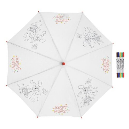 Зонт ZEST белый