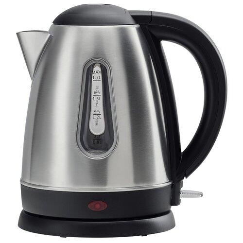 Чайник Polaris PWK 1753CA, серебристый
