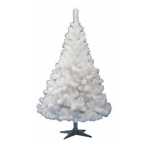 Ель искусственная Царь елка Клеопатра белая, 150 см царь елка ель искусственная адель 150 см