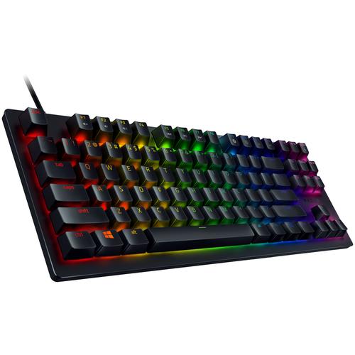 Игровая клавиатура Razer Huntsman Tournament Edition Black USB оптический