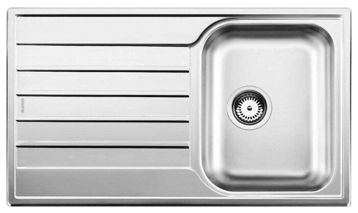 Врезная кухонная мойка Blanco Livit 45S Salto