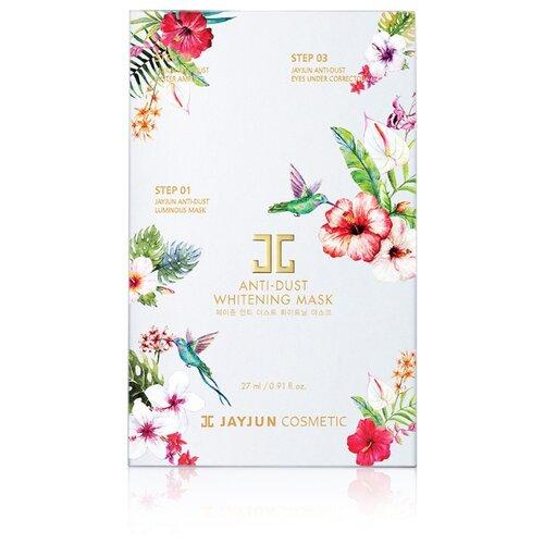 JAYJUN COSMETIC тканевая маска Anti-Dust Whitening очищающая, 27 мл jayjun cosmetic тканевая маска purple fragrance на основе растительных экстрактов 250 мл 10 шт
