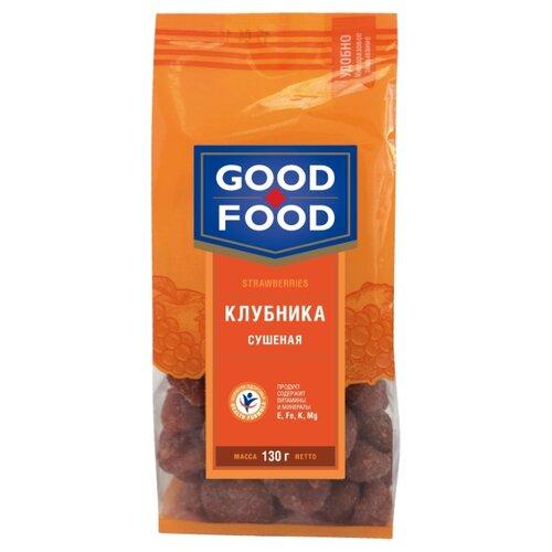 Клубника сушеная GOOD-FOOD, 130 г good food comfort food