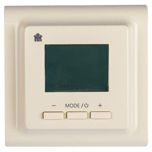 Терморегулятор Национальный комфорт TP 711 кремовый теплый пол национальный комфорт бнк 900 вт 65 5 м