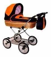 Коляска для новорожденных Hebart Classic Eko