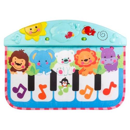 Музыкальный коврик Shantou Gepai Cute animal piano (B1332240)