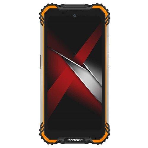 Фото - Смартфон DOOGEE S58 Pro, оранжевый смартфон doogee s58 pro fire orange