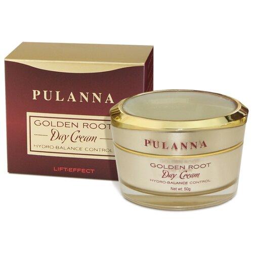 PULANNA Golden Root Day Cream Hydro-Balance Control Восстанавливающий дневной крем для лица, 50 г крем для рук pulanna pulanna mp002xw0fqz7
