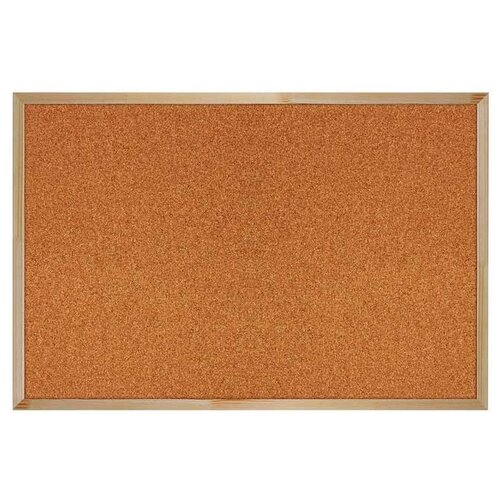 Доска пробковая BRAUBERG 236860 (60х90 см) коричневый