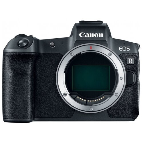 Фотоаппарат Canon EOS R Body + EF-EOS R адаптер черный адаптер EF‑EOS R