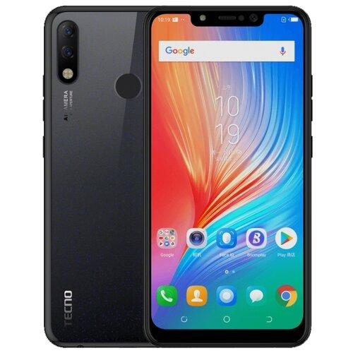 Смартфон TECNO Spark 3 Pro черный (TCN-KB8-MIBK)