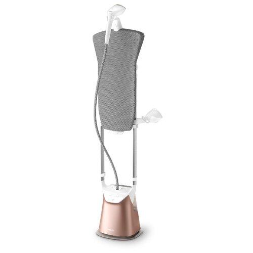 Отпариватель Philips GC627/60 ProTouch, розовый/белый