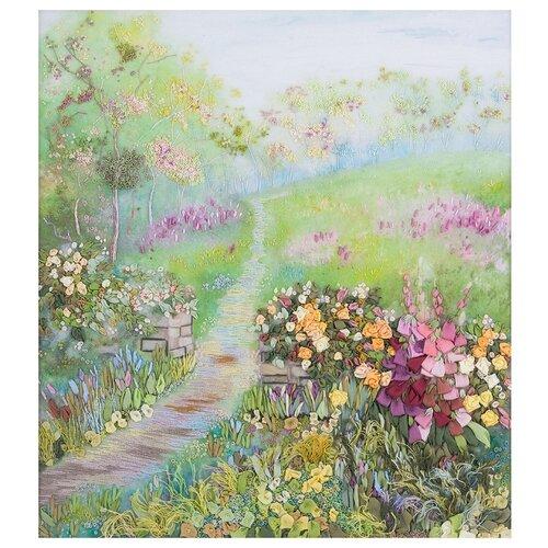 Купить PANNA Набор для вышивания Тропинка 27 x 29 см (JK-2078), Наборы для вышивания