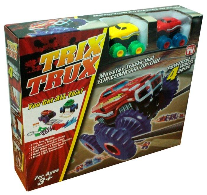Трек TrixTrux XL