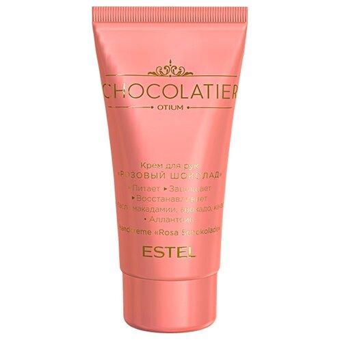 Фото - Крем для рук Estel Professional Otium chocolatier Розовый шоколад 50 мл estel крем для рук белый шоколад chocolatier 50 мл