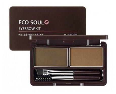 The Saem Eco Soul Eyebrow Kit
