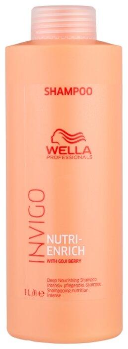 Wella Professionals шампунь Invigo Nutri-Enrich
