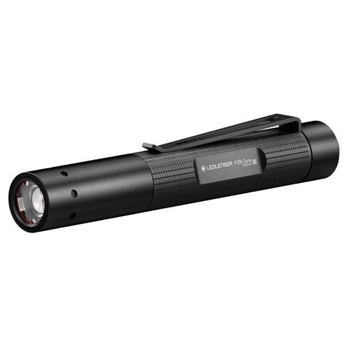 Ручной фонарь LED LENSER P2R Core черный