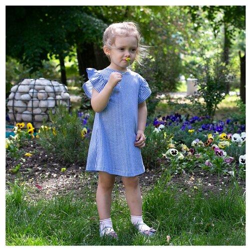 Платье АЛИСА размер 92, голубой bt131 bt131 600 to 92