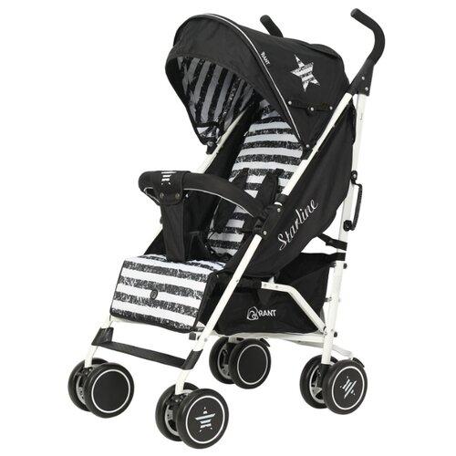 Прогулочная коляска RANT Starline black недорого