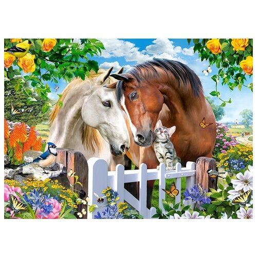 Купить Пазл Castorland Best Friends (B-111121), 100 дет., Пазлы