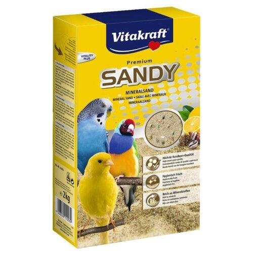 Песок Vitakraft Bio Sand 2 кг