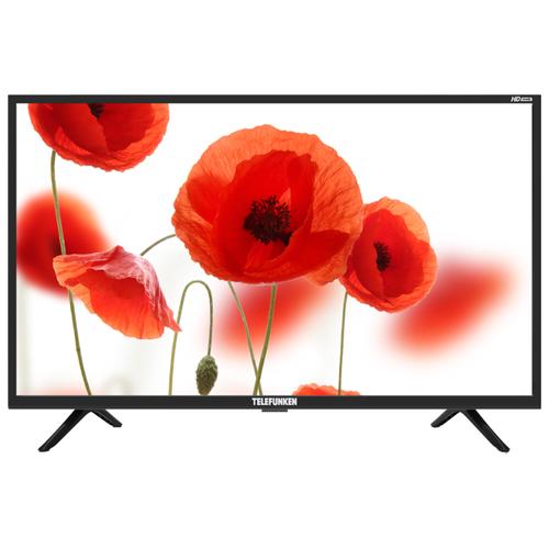 Фото - Телевизор TELEFUNKEN TF-LED32S24T2 31.5 (2019) черный телевизор
