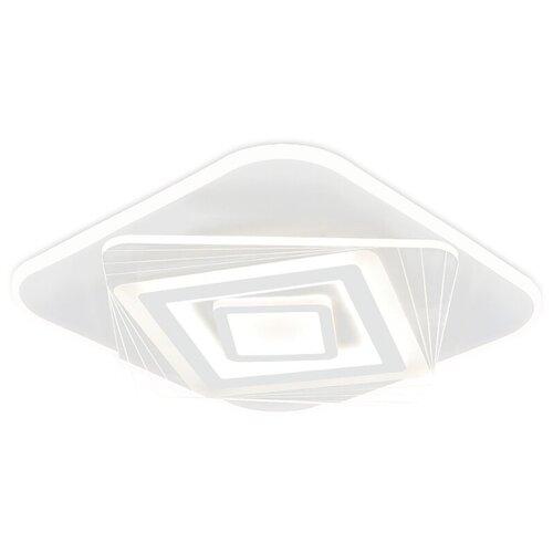 Светильник светодиодный Ambrella light Original FA799 WH, LED, 146 Вт светильник светодиодный ambrella light original fa856 6 wh led 126 вт