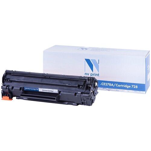 Картридж NV Print CE278A/728 для HP и Canon