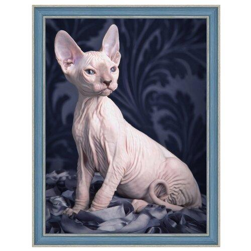 Купить Алмазная живопись Набор алмазной вышивки Сфинкс (АЖ-1456) 30x40 см, Алмазная вышивка