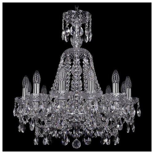 Люстра Bohemia Art Classic 11.25.12.200.XL-68.Cr.Sp, E14, 480 Вт люстра bohemia art classic 11 26 12 220 xl 70 cr b e14 480 вт