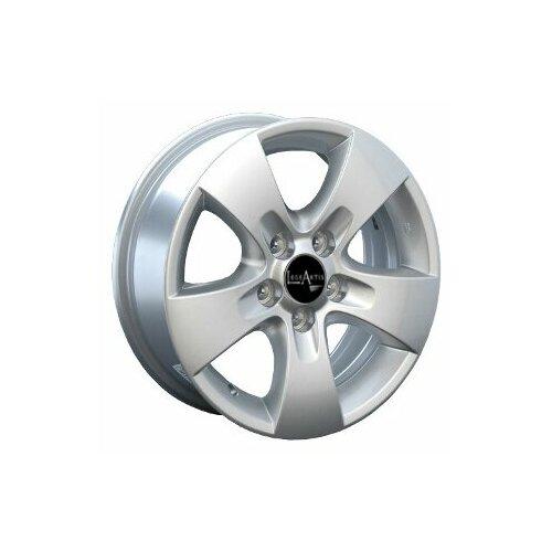 Фото - Колесный диск LegeArtis SK10 6x14/5x100 D57.1 ET40 Silver колесный диск legeartis ns91 6 5x16 5x114 3 d66 1 et40 silver
