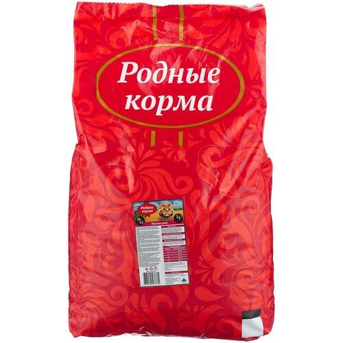 Сухой корм для кошек Родные корма с мясным ассорти 10 кг mon ami для взрослых кошек с мясным ассорти 0 4 кг