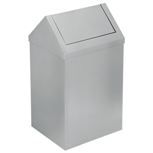 Ведро Efor Metal 442, 45 л хром