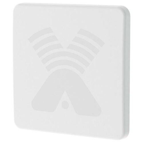 ZETA F MIMO - широкополосная панельная антенна 4G/3G/2G (17-20dBi) антенна termit mb2700m 2ff 00000046846 мультидиапазонная 2g 3g 4g на магнитной базе 2 м fme f