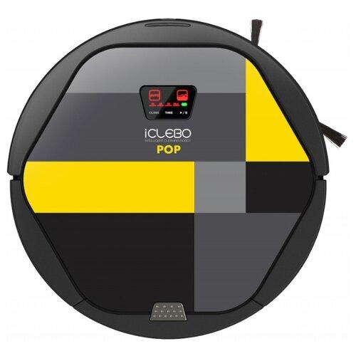 Робот-пылесос iCLEBO Pop lemonРоботы-пылесосы<br>