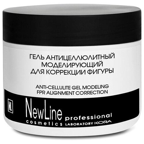 NewLine гель Антицеллюлитный моделирующий 300 мл антицеллюлитный пилинг