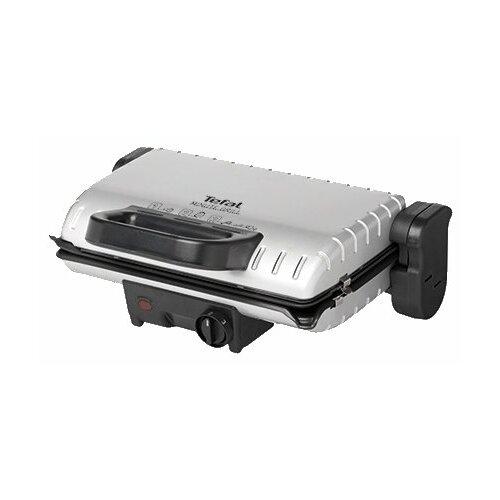 Гриль Tefal GC205012 черный/металлик